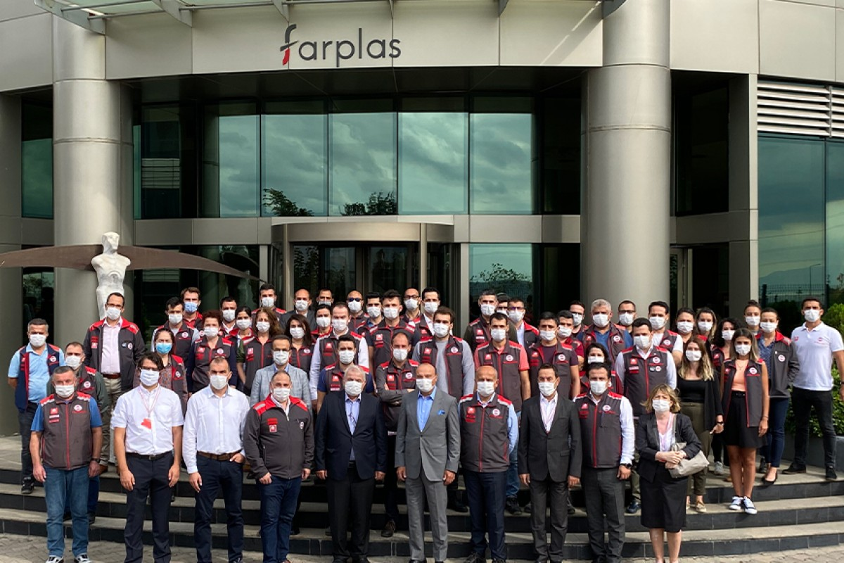 Farplas became a MODEL COMPANY in Digital Transformation with its SAP S/4HANA Project